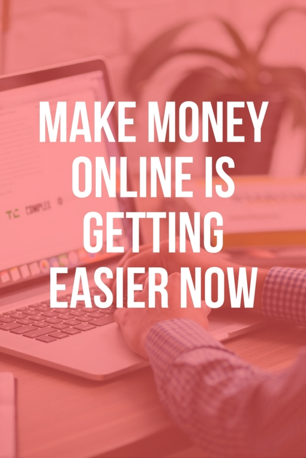 Make oney online now